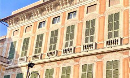 Recupero della facciata sud di Palazzo Rocca