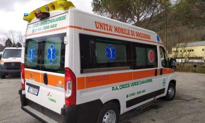 Inaugurati i nuovi mezzi della Croce Verde
