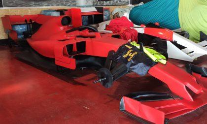 Sequestrata a La Spezia una finta Ferrari