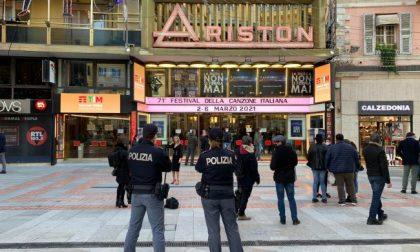 Unità specializzate in attacchi terroristici per il Festival di Sanremo