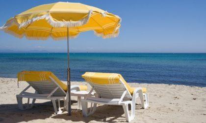Estate 2021, in spiaggia 10 metri quadrati a testa