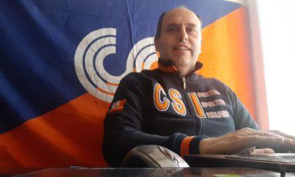 Cristiano Simonetti primo ligure eletto nel consiglio nazionale del CSI