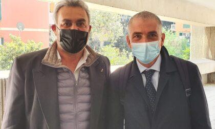 Sanità, incontro tra Claudio Muzio e il sottosegretario alla Salute Andrea Costa