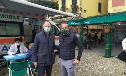 L'idea del sindaco di Portofino: tamponi in piazza per riaprire. A cittadini e turisti