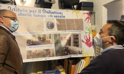 Di Capua visita l'Istituto per il Baliatico di Chiavari per i 100 anni dalla fondazione