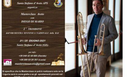 Masterclass con il complesso musicale di Santo Stefano d'Aveto