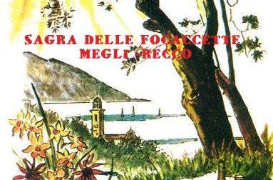 Sagra delle Focaccette di Megli. Il programma di quest'anno