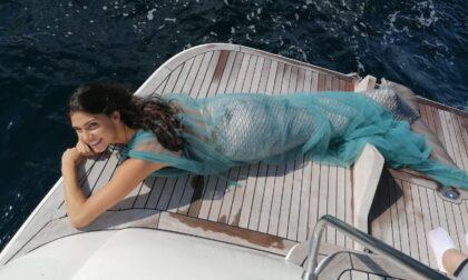 Marta, ancora una volta splendida sirena