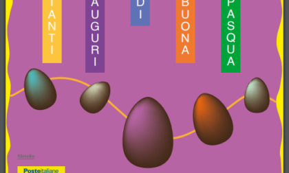 Poste, una cartolina dedicata alla Pasqua