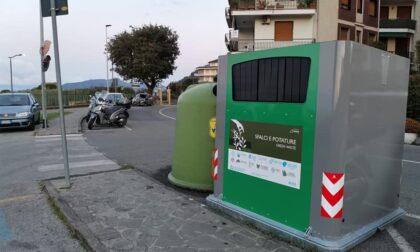 Nuove campane per la raccolta del verde in città, ecco dove