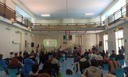Sestri Levante, il 25 aprile celebrato con gli alunni del Natta-De Ambrosis