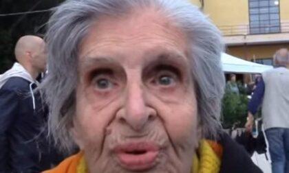 Addio ad Alba Caffarena