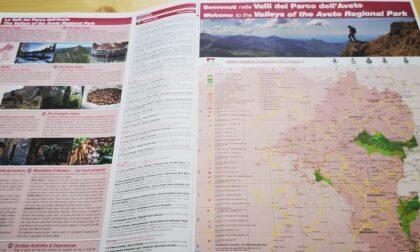 """Parco dell'Aveto, la """"Mappa dei tesori"""" delle sue valli"""