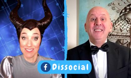 Arriva Dissocial, la serie social sui social. Per... dissociarsene