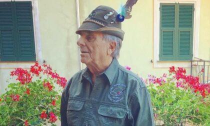 Addio all'alpino Guido Mazza