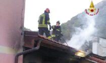 Ne: incendio in casa, salvate due persone di cui una disabile