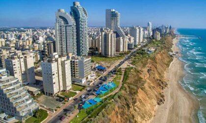 La città di Netanya in Israele ha intitolato una piazza a Sanremo