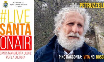 Giovedì 8 aprile Pino Petruzzelli protagonista del secondo appuntamento con #livesanta on air