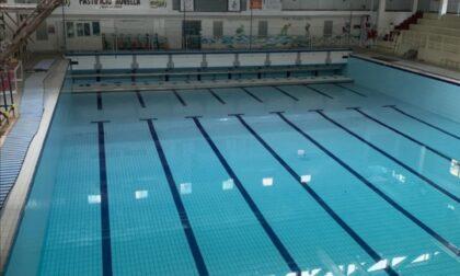 Chiude la piscina comunale