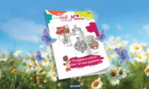 Tanti Auguri Mamma: il 23 aprile in regalo un bellissimo album da colorare