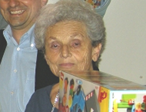 Vittima del covid la storica assicuratrice chiavarese Anna Grappo