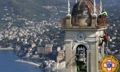 Riparati gli orologi della chiesa di San Rocco