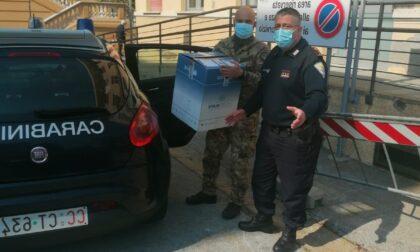 Consegnate alla Asl 3 le prime 4.550 dosi di Johnson&Johnson destinate alla Liguria