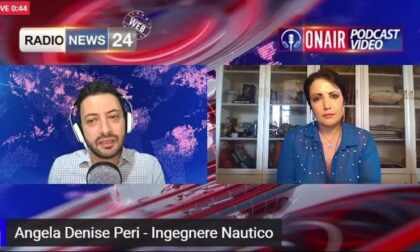 Progettazione inclusiva: Angela Denise Peri oggi su Rai News 24