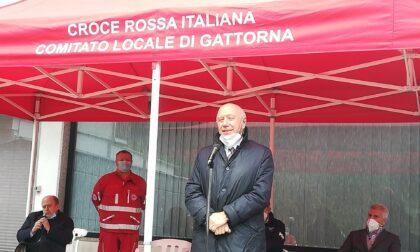 Croce Rossa di Gattorna: inaugurato il nuovo mezzo della pubblica assistenza