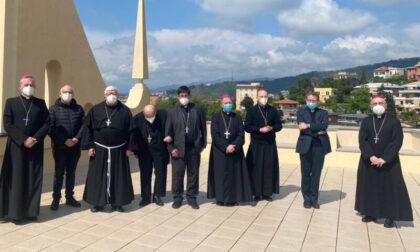 La nuova Conferenza Episcopale della Liguria