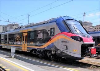 Tre nuovi treni regionali entrati in servizio in Liguria