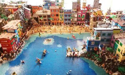 La Liguria fatta di... Lego
