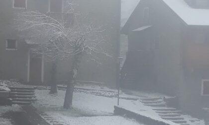 Neve in Val d'Aveto