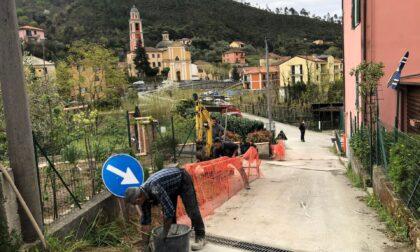 Terminati i lavori a Villa Ponzerone