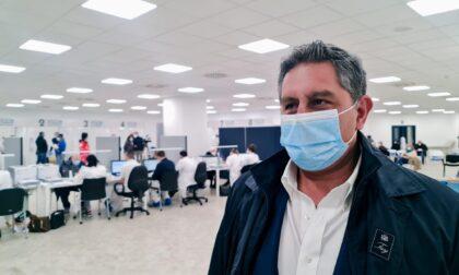 "Toti: ""Oggi in Liguria vaccinate 16mila persone"""