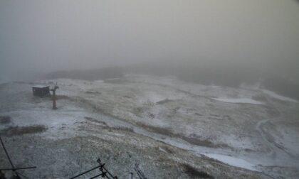 Nevica sulle cime della Val d'Aveto: le previsioni per il weekend