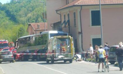 Incidente a Prato Officioso, 14 persone coinvolte. Ma nessun ferito grave