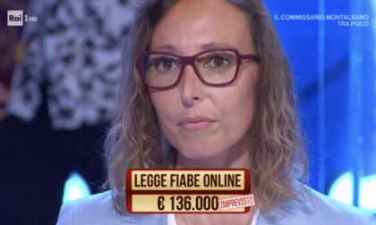 """Mistero svelato: la bibliotecaria di Sestri concorrente a """"I soliti ignoti""""!"""