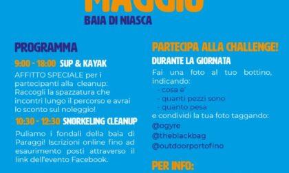 Portofino Cleanup Day, la pulizia del mare