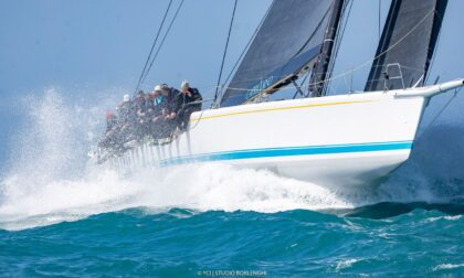 Capricorno: la mitica barca che ha vinto le maxi regate di Portofino
