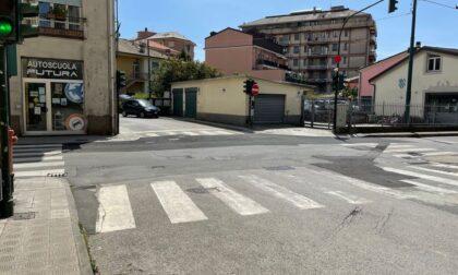 Chiuso il cantiere di via Piacenza e via Ugolini