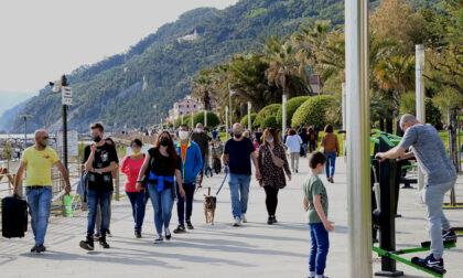 Liguria ad un passo dalla zona bianca