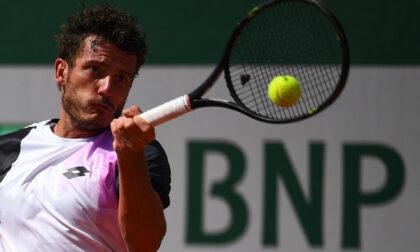 Giannessi sfiora l'impresa, ma quanta Liguria al Roland Garros!