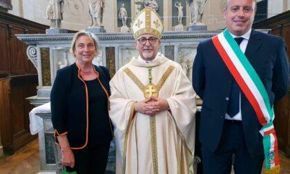 Monsignor Giampio Devasini è vescovo di Chiavari