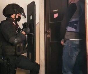 Genova, ostaggio liberato e sequestratore in arresto
