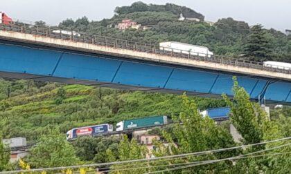"""A12  stop Tir viadotto Valle Ragone: """"Su servizi autostradali serve un delegato alla sicurezza dei consumatori"""""""
