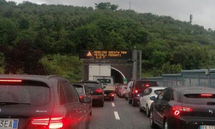 Autostrade: Fratelli d'Italia esprime preoccupazione sul recente blocco tra Chiavari e Sestri