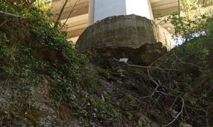 """Sopralluogo ad un pilone in zona Tessi, il sindaco: """"Niente di preoccupante"""""""