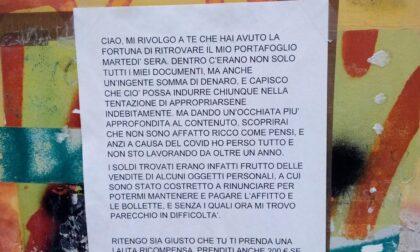 """Il mistero della lettera anonima al ladro: """"Prendi 200 euro ma lasciami il resto"""""""
