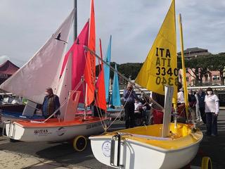 Inaugurate Theta e Iota Aurigae, le nuove imbarcazioni Hansa 3030